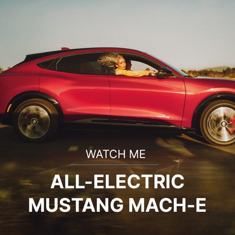 Mustang Mach-e All Electric - Offerte Unicar Spa