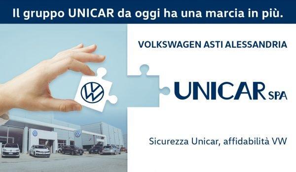 Unicar diventa concessionaria Volkswagen ad Asti e Alessandria - Unicar Spa