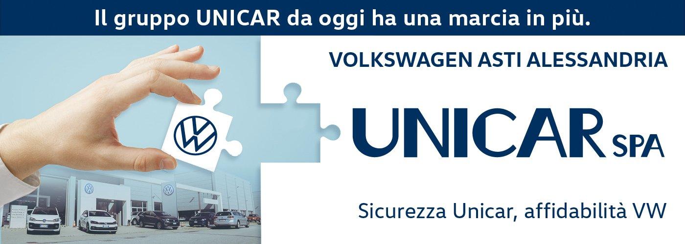 Scegli Unicar per la tua nuova Volkswagen