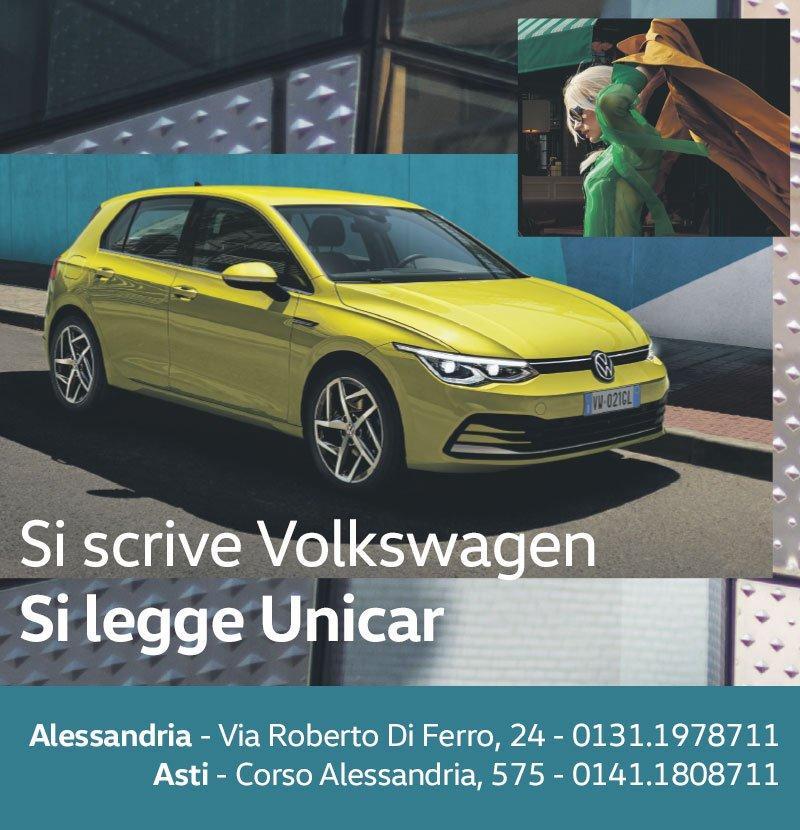 Scopri le nuove concessionarie Unicar Volkswagen